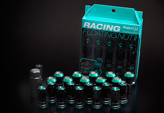 RACING FLOATING NUT II
